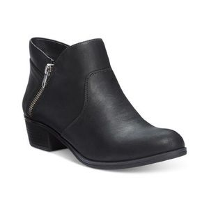 American Rag Abby Almond Toe Ankle Fashion Boots
